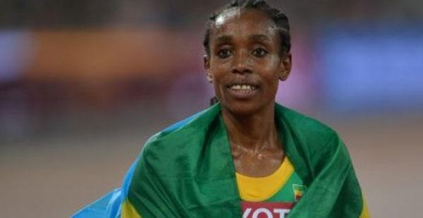 Rio 2016: La championne éthiopienne du 10 000 m. est dopée à Jésus