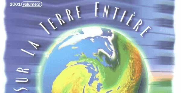 Sur la terre entière - Asaph 2001