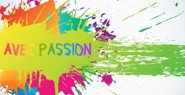 Avec passion - Noémie