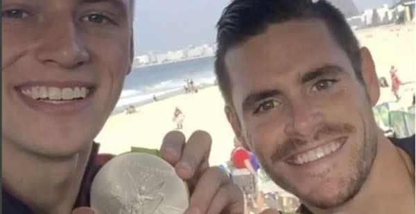 Rio 2016: Boudia et Johnson, encore deux témoins de Christ médaillés