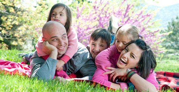 Dieu aime la famille, prends-en soin - Bob Gass