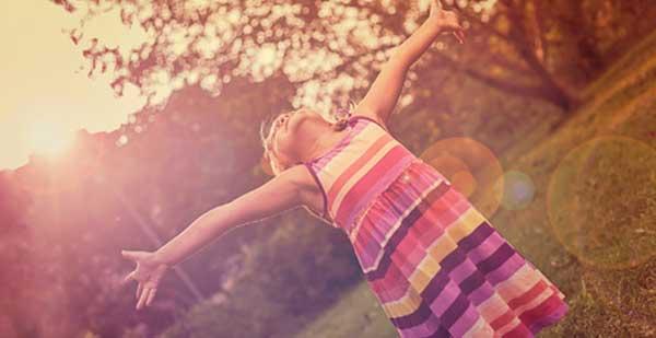 Soyez reconnaissants  envers Dieu en toutes choses - Audrey