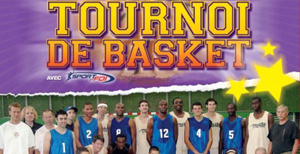Grand Tournoi de Basket - Eglise Point du jour